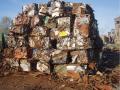 Kovošrot - výkup, sběr, zpracování i svoz kovového odpadu a železného šrotu