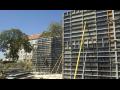 Bednící panelový systém, stěnové bednění zajišťující dokonalý povrch betonu