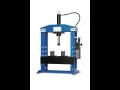 Hydraulick� a elektrohydraulick� lisy s ru�n� nebo no�n� pumpou