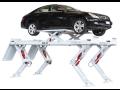 Plošinové zvedáky pro vozidla