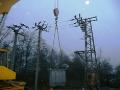 Elektromontáže projekce revize elektro zařízení trafostanice.