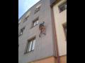 V�kov� pr�ce horolezeckou technikou Ostrava, Hav��ov, cel� �R