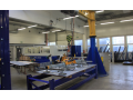 Řezání, vypalování laserem - výroba dílů z oceli, hliníkových slitin