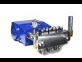 Plunžrová vysokotlaká čerpací technika - kvalitní čerpadla na zakázku