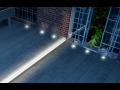 Svítící schody a prkna Megalite na Vaší terase jsou krásná, praktická a ...