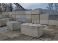 Dočasné i trvalé konstrukce z betonu, šetrné k životnímu prostředí - Betonbloky TBG – bez malty a lepidel