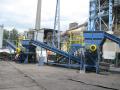 Recyklační linka na pneumatiky výroba - Pavel Jelínek - Stroje