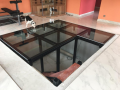 Skleněné podlahy z pochozího skla Vám navrhne a vyrobí ACERA SKLO, ...