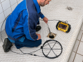 Kamera pro inspekci trubek, kanálů a komínů - REMS CamSys 2 – včetně ...