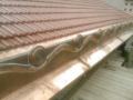 Ozdobné prvky na střechy - výroba lapačů, chrličů vody, věžiček
