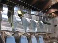 Vzduchotechnika, dodávka a montáž topení a chlazení, klimatizace