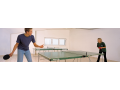 Celoroční provoz malého sálu pro stolní tenis a cvičení