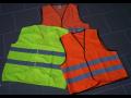 Reflexivní výstražné oděvy do pracovišť - vesty, bundy, trička, kalhoty
