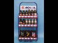 Zámečnické práce Kolín – výrobky pro firemní prezentaci zboží