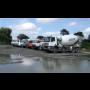 Rozvoz betonových směsí - vlastní výroba a speciální domíchávače pro přepravu betonu