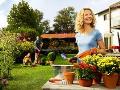 Zahradní technika - široký výběr nářadí, postřiků, hnojiv nebo vodních pistolí