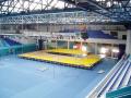 Hliníkové konstrukce pro velkoplošné obrazovky a sportovní kluby