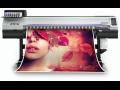 Vysoce výkonná velkoplošná solventní tiskárna Mimaki JV150 pro profesionální využití
