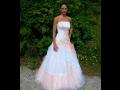 Půjčovna svatební společenské šaty obleky svatební salon Liberec