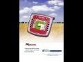 GPS navigace pro polní postřikovače a rozmetadla