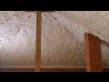 PUR Pěna - stříkaná tepelná izolace má mnohé výhody