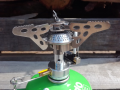 Skládací vařič Fox Jičín - kompaktní vařič s integrovaným zapalovačem
