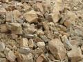 Lom Bílkovice, drcené kamenivo pro beton, silnice, lomový kámen