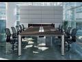 Pracovní stoly a konferenční stolky Bene