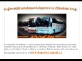 Nejlevnější autobusová doprava ve Zlínském kraji