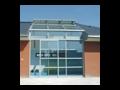 Výroba montáž hliníkových oken, hliníkové profily konstrukce.