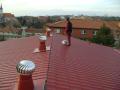 Střechy a střešní systémy, montáže hromosvodů Uherské Hradiště