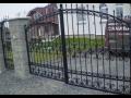 Umělecké kovářství, zakázková i sériová kovovýroba, originální ploty, mříže a brány
