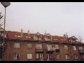 Oprava komínů na bytových domech