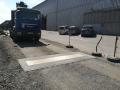 Přejezdová silniční váha MOBIDYCK pro online sledování skladovaného zboží