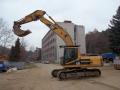 Zemní a výkopové práce, terénní úpravy - výkopy pro vodu, kabely, potrubí, kanalizaci