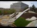 Monolitick� konstrukce �prava betonu pr�myslov� podlahy Hradec