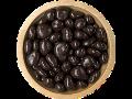 Ovoce, oříšky v čokoládě - kešu, mandle, lískové ořechy, jahody, brusinky, borůvky, maliny