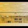 Systémová řešení stropních podhledů Knauf AMF Praha – funkční a estetické stropy