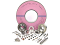 Diamantové brousící nástroje, brusivo, PKD CBN nože a destičky