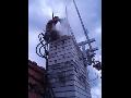 Frézování komínů, revize komínů