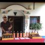 Moravské víno ve sklepě na Čejči s tradiční degustací vína