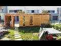 Dřevěné pergoly na zakázku zajistí funkční a přírodní zastínění Vaší terasy