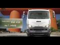 Vozy AVIA, montáž nástaveb, kontejnerové vany, nosiče kontejnerů.