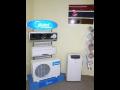 Montáž digestoří, multisplitové klimatizace, axiální ventilátory