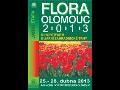 Jarní zahradnické trhy, výstava a veletrh Flora Olomouc