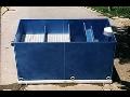 Odlučovače lehkých kapalin pro čištění a úpravu vody od ropných látek