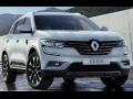 Renault KOLEOS - nový Renault je spojením robustní krásy a moderní technologie