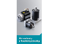 Planetové převodovky pro montáž s různými typy elektrických servomotorů