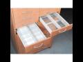 Zásuvkové systémy pro lékárny, obchody a sklady Březnice – pro přehledné skladování a výdej