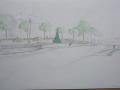 Zpracování návrhu okrasné zahrady, soukromé plochy či městské části